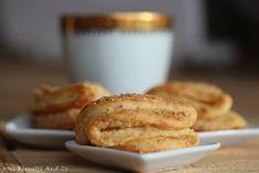 "Petuchki, les biscuits russes ""plumes de coq"""