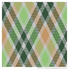 Plan Your Pooling!  This site generates images that predict how your knitting will pool based on the length of one side (back-and-forth or circular) and how many stitches there are of each color.