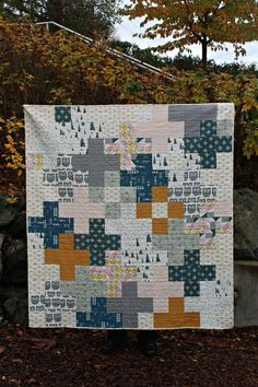 """Join Debbie Jeske of A Quilter's Table for today's stop on the Heartland Fabrics Blog Tour! The fabric collection is by Pat Bravo for Art Gallery Fabrics and it is simply stunning. Debbie used the fabrics to create an over-sized plus quilt using a tutorial by She can quilt. """"For quilting, I went with a dense organic crosshatch using Aurifil 50wt 2021 (Natural White), which gave the quilt beautiful texture."""" To see more, please visit…"""
