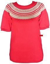 Ravelry: Round yoke tunic pattern by Tatiana Tatianina