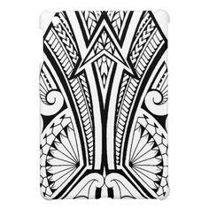 Samoan Tribal Tattoo Designs
