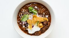 BA's Best Slow-Cooker Beef Chili Recipe | Bon Appetit