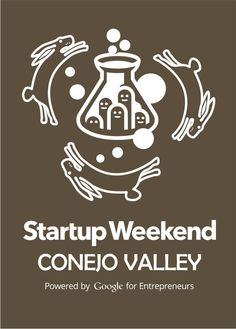 Startup Weekend Conejo Valley Logo that went in Tshirts