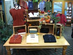golf shop merchandise display - Google Search