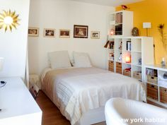 Inspired by the sunflower fields of #Provence, this #vacation #rental in the south of #France is a delight to live in. What do you think?  http://www.nyhabitat.com/south-france-apartment/vacation/1185