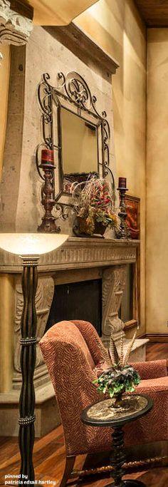 Tuscan design – Mediterranean Home Decor Tuscan Style Homes, Tuscan House, Tuscan Home Decorating, Interior Decorating, Tuscan Bathroom Decor, Kitchen Decor, Style Toscan, World Decor, Rustic Italian
