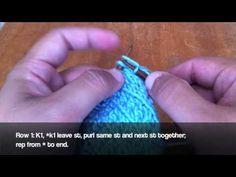 The Supple Rib Stitch :: Knitting :: New Stitch a Day