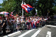 Mi Viaje De Nueva York a Puerto Rico en una Carroza - 60ma. Edición de la Parada Nacional Puertorriqueña de New York - #QueBonitaBandera #PRParade - Otros20Pesos