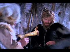 My very favorite scene from Jeremiah Johnson.  Well Pilgrim twere it worth the trouble?  ....What trouble....  No Griz left.....