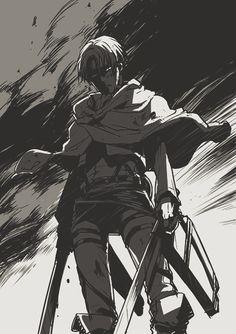 Levi - Attack on Titan