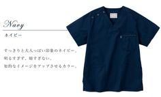 スクラブ 男女兼用(31-MZ0018)[m] - 医療白衣・ナースウェア・ドクターウェアの通販【クリニックユニフォーム】