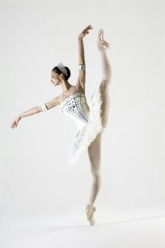 Polina Semionova (ABT) /2007/photo by Stelle del Monaco
