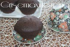 Muffin al cioccolato al vapore, ricetta dolce Blog, Pudding, Cupcakes, Breakfast, Desserts, Pizza, Hipster Stuff, Sweet Recipes, Food Food