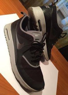 #Nike #Thea #Max #Damen #schwarz #Turnschuh #Freizeitschuh #Sport #Schuh #Mode #Kleiderkreisel http://www.kleiderkreisel.de/damenschuhe/turnschuhe/139993986-schwarze-nike-thea