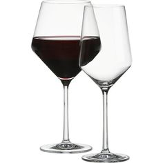 Tour Wine Glasses  | Crate and Barrel