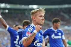 Hannover - Schalke 2:2 25. August 2012 Copyright: firo sportphoto