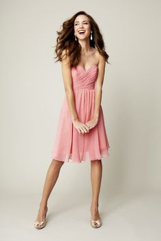 For the Girls :: Kennedy Blue Bridesmaid Collection     (our new dresses featured on Utterly Engaged!)