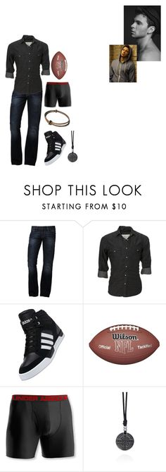 """""""Noah Troy"""" by only-god-can-judge-me ❤ liked on Polyvore featuring Topman, adidas, Under Armour, Belk & Co., men's fashion and menswear"""