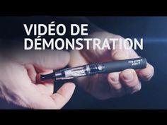 Vidéo cigarette électronique eGo - Mode d'emploi par Ecig-Arrete.fr