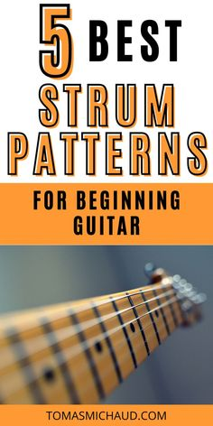 Guitar strumming patterns are one of the important elements to master when learning to play guitar. Which strumming patterns for guitar are best to learn when you're beginning? From my years of teaching guitar students and training guitar teachers, I found there is a series of patterns that are best to teach in the beginning stages. These strum patterns incorporate the basic movements that can be used to play many more strum patterns in the future. Play Guitar Chords, Learn Acoustic Guitar, Learn To Play Guitar, Guitar Strumming Patterns, Guitar Lessons, Playing Guitar, I Am Awesome, Teaching, Students