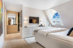 (88) GIMLE/FROGNER - Usedvanlig lekker toppleilighet over 2 plan - Terrasse - Peis - Heis - Etterspurt beliggenhet | FINN.no