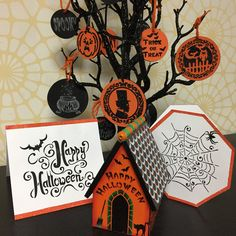 Halloween Stencils, Trick Or Treat, Cakes, Christmas Ornaments, Holiday Decor, Fall, Autumn, Halloween Templates, Cake Makers