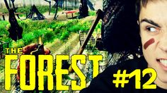 MODERN AXE I NOWA CHATA!! - The Forest #12