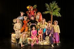Photo Flash: First Look at Stages St. Louis' THE JUNGLE BOOK!
