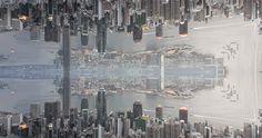 シンメトリーな香港は、幻想的すぎる異世界だった|ギズモード・ジャパン