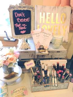 LipSense Boutique Display