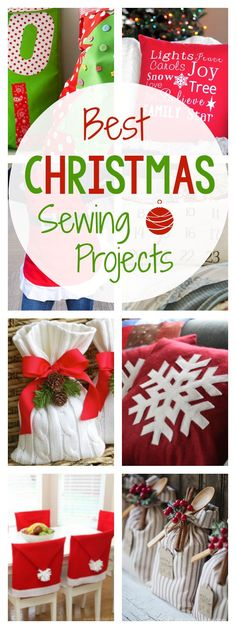 Best Christmas Sewing Projects for the Holidays