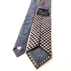 """The Owen & Fred Tie - """"Business casual"""" is a sad state of affairs, isn't it? Legions of zombies wearing a navy polos with khaki Dockers and comfy-looking brown shoes. It's a prison uniform!The antidote? Some days, we yearn for the suit and tie as a staple of American work life."""" #worktie #fathersday menstie #tie #madeinusa"""
