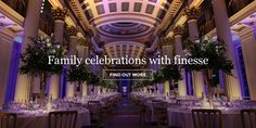 The Signet Library - Wedding/Party Venue Hire, Edinburgh