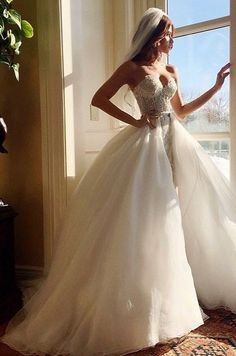 Skirts with Style: 7 Ball Gowns for Brides