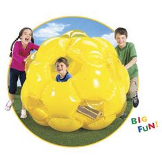Enormous Outdoor Bumbalo Ball - Educational Toys, Specialty Toys & Games - Creative, Award Winning for Science, Math and More | Young Explorers