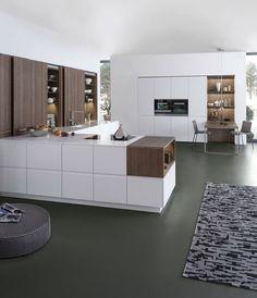 Farbgestaltung in der Küche: Drei Farben sind genug - http://www.exklusiv-immobilien-berlin.de/wohntrends/farbgestaltung-in-der-kueche/007851/