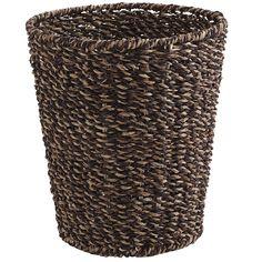 Seagrass Waste Basket