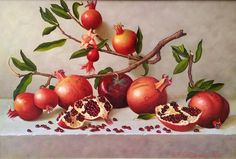 Photography Still Life Food Kevin Oleary Ideas For 2019 Pomegranate Art, Quotes About Photography, Love Photography, Kevin O'leary, Diy Photo Backdrop, Paisley Art, Floral Drawing, Kitchen Art, Paisajes