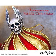 We wish a safe and Merry Christmas to all our customers, followers, friends and family from the team at deVos Jewellery . Proudly designed and made with love on the Gold Coast, Australia.