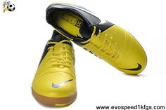 Buy 2013 New Nike CTR360 Libretto III IC Indoor Yellow Soccer Boots Store