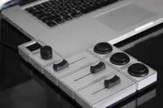 If you are a Photographer, a DJ, a Videographer or even a Gamer, Palette empowers you to build a physical interface customized to your personal needs. You snap together modules like Lego. No coding or soldering required! Palette was 158% funded on Kickstarter earlier this year. For a limited time, we are offering Palette kits at the same discounted rates. Estimated shipping date is Fall 2014.