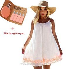 Women Mini Dress Franterd Summer Evening Party Beach Backless Skirts Sundress  http://www.bestdressusa.com/women-mini-dress-franterd-summer-evening-party-beach-backless-skirts-sundress/
