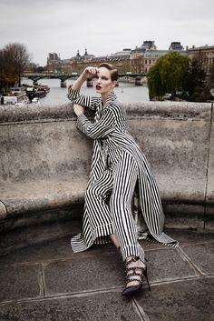 Olivia von Halle, The Paris Collection - Campaigns