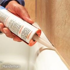 If a lumpy caulk job bugs you, check out these tips to help anyone learn to run a smooth bead of caulk. With advice from a pro painter and a tile setter, you'll soon be caulking everything around the house.