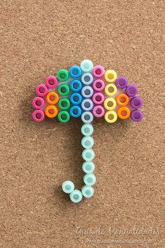 Hamma Beads 3d, Hamma Beads Ideas, Peler Beads, Fuse Beads, Pokemon Perler Beads, Diy Perler Beads, Perler Bead Art, Easy Perler Bead Patterns, Melty Bead Patterns