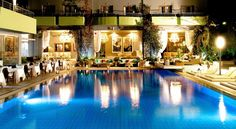 La Piscine Art Hotel, Philian Hotels and Resorts Skiathos Town Excellently located in a peaceful area, just a 5-minute walk to the centre of Skiathos, this adults-only hotel offers an Olympic-sized swimming pool and free breakfast.