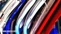 Le porte ricche di colore. The colourful doors  #door #colour #colourful #colore #porta #cars #car #macchine #auto #automobile #art #contemporary #contemporaryart #likeforlike #mozzon #ricambi #autoricambi #spareparts #friuli #pordenone #demolition #demolizione #autodemolizione #industrial #volkswagen #Fiat #alfaromeo #Audi #Ford #Renault
