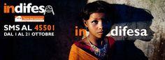 Oggi è la Giornata Mondiale delle Bambine e @Terre des hommes Italia lancia la campagna #Indifesa ♥  Scoprite come sostenere la campagna!