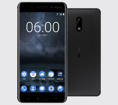 the Nokia 6 is revealed