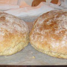 Bread Baking, Bread Recipes, Hamburger, Food And Drink, Easy, White Bread, Baking, Bakery Recipes